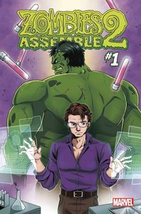 [Zombies Assemble 2 #1 (Product Image)]