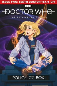 [Doctor Who: 13th Doctor: Season Two #2 (Cover C Florean) (Product Image)]