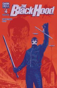 [Black Hood: Season 2 #4 (Cover B Variant Michael Walsh) (Product Image)]