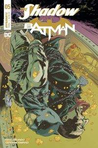 [Shadow/Batman #5 (Cover E Exclusive Subscription Variant) (Product Image)]