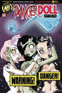 [Danger Doll Squad #3 (Cover D Mendoza Risque) (Product Image)]