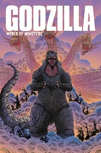 [Godzilla: World Of Monsters (Product Image)]