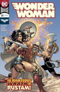 [Wonder Woman #54 (Product Image)]