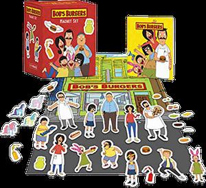 [Bob's Burgers: Magnet Set (Product Image)]
