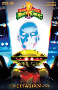 [Mighty Morphin #13 (Cover B Legacy Variant Carlini) (Product Image)]