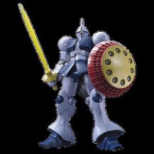 [Gundam: HGUC 1/44 Scale Model Kit: Gyan Revive (Product Image)]