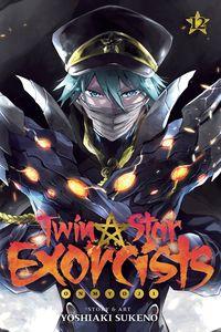 [Twin Star Exorcists: Onmyoji: Volume 12 (Product Image)]