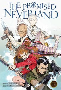 [The Promised Neverland: Volume 17 (Product Image)]