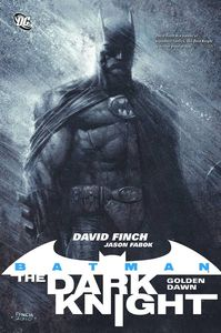 [Batman: The Dark Knight: Golden Dawn (Product Image)]