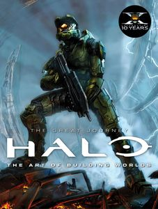 [Halo: The Great Journey: The Art Of Building Worlds (Hardcover) (Product Image)]