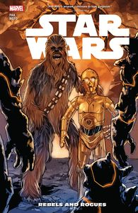 [Star Wars: Volume 12: Rebels & Rogues (Product Image)]
