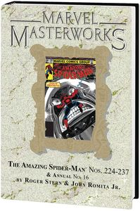 [Marvel Masterworks: Amazing Spider-Man: Volume 22 (DM Variant Edition 293 Hardcover) (Product Image)]