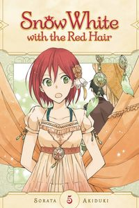 [Snow White With The Red Hair: Volume 5 (Product Image)]