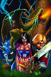 [Grimm Fairy Tales: Volume 10 (Product Image)]