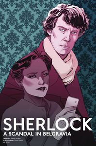 [Sherlock: Scandal In Belgravia #2 (Cover D Sauvage) (Product Image)]