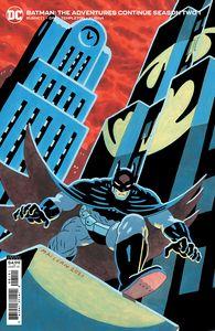 [Batman: The Adventures Continue: Season II #1 (Cardstock Variant) (Product Image)]