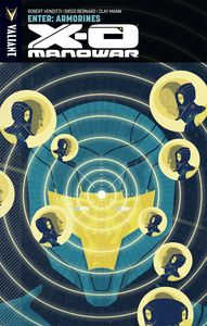 [X-O Manowar: Volume 8: Enter Armorines (Product Image)]