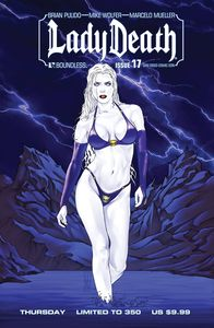 [Lady Death: Ongoing #17 (SDCC Thurs) (Product Image)]