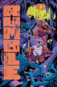 [Rumble #17 (Cover A Maclean) (Product Image)]
