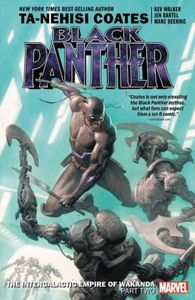 [Black Panther: Book 7: Intergalactic Empire Of Wakanda: Part 2 (Product Image)]