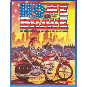 [Cyberpunk 2020: RPG: Home Of The Brave (Product Image)]