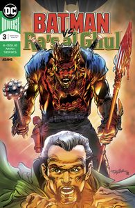 [Batman Vs Ras Al Ghul #3 (Product Image)]