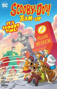 [Scooby Doo: Team Up: Its Scooby Time (Product Image)]