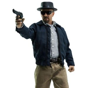 [Breaking Bad: Deluxe Action Figure: Heisenberg (Product Image)]