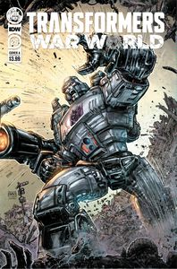 [Transformers #26 (Cover A Williams II) (Product Image)]