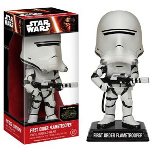 [Star Wars: The Force Awakens: Bobblehead: First Order Flametrooper (Product Image)]
