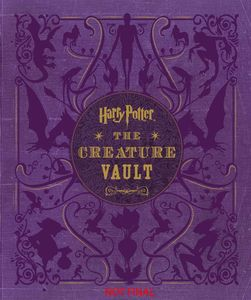 [Harry Potter: Creature Vault (Hardcover) (Product Image)]