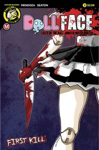 [Dollface #2 (Cover A Mendoza) (Product Image)]