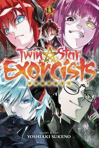 [Twin Star Exorcists: Onmyoji: Volume 13 (Product Image)]