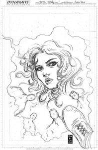 [The Boys: Dear Becky #1 (Robertson Pencils Variant) (Product Image)]