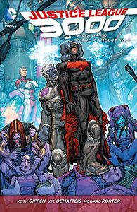 [Justice League 3000: Volume 2: The Camelot War (N52) (Product Image)]