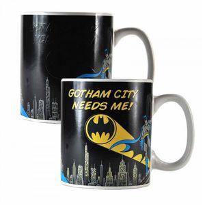 [Batman: Heat Change Mug: Gotham City Needs Me (Product Image)]