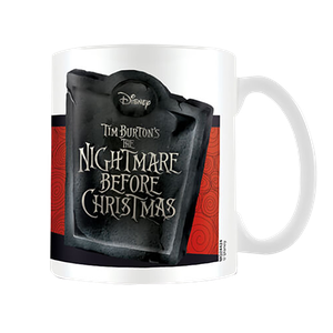 [The Nightmare Before Christmas: Mug: Jack Banner (Product Image)]