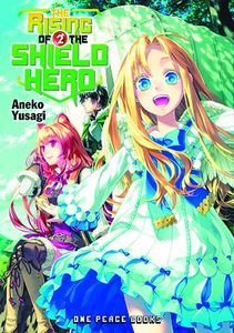 [Rising Of The Shield Hero: Volume 2 (Product Image)]