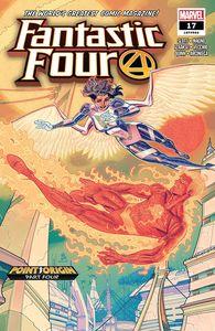 [Fantastic Four #17 (Product Image)]