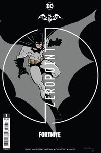[Batman/Fortnite: Zero Point #1 (Premium Variant A) (Product Image)]