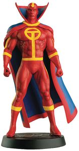 [DC: Best Of Figure Collection Magazine #51: Red Tornado (Product Image)]