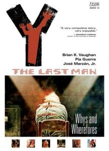 [Y: The Last Man: Volume 10: Whys And Wherefores (Product Image)]