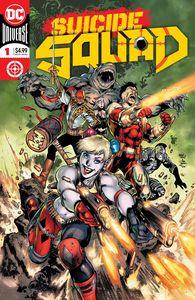 [Suicide Squad #1 (Product Image)]