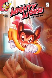[Mighty Mouse: Volume 1: Saving The Day (Product Image)]