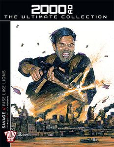 [2000AD Ultimate Collection: Volume 95 (Product Image)]