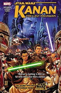 [Star Wars: Kanan: Volume 1: The Last Padawan (Product Image)]