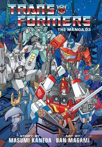 [Transformers: Classic TV Magazine: Volume 3 (Hardcover) (Product Image)]