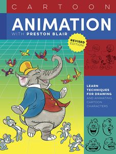 [Cartoon Animation With Preston Blair (Product Image)]