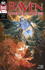 [Raven: Daughter Of Darkness #1 (Variant Edition) (Product Image)]