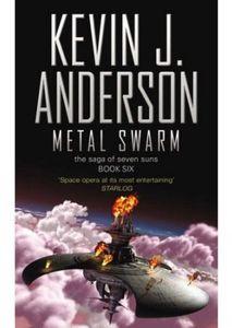 [Saga Of Seven Suns: Book 6: Metal Swarm (Product Image)]